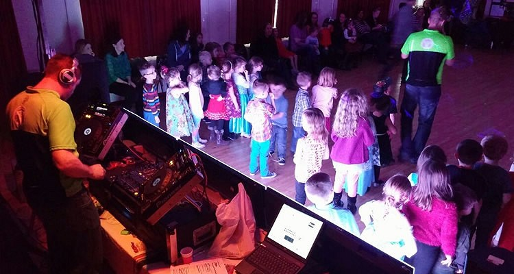 mobile disco Derby - Kids parties