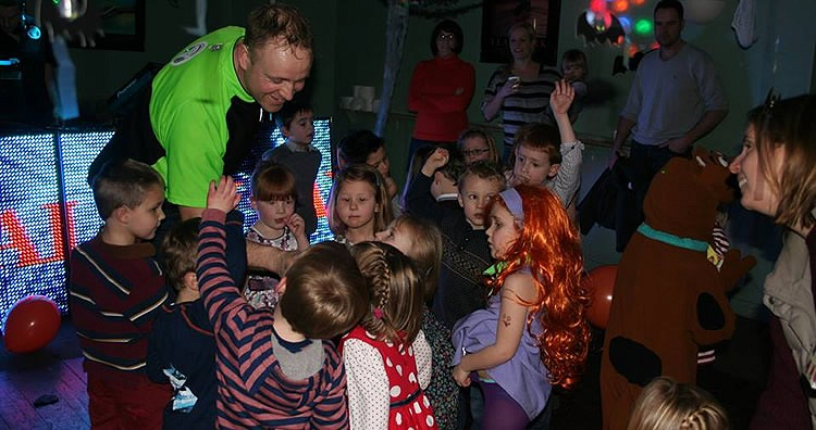 mobile DJ Derby - Childrens party KPD