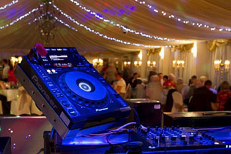 Corporate Award disco hire in Derby