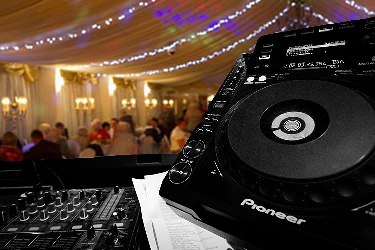wedding DJ in Nottingham - KPD Sounds