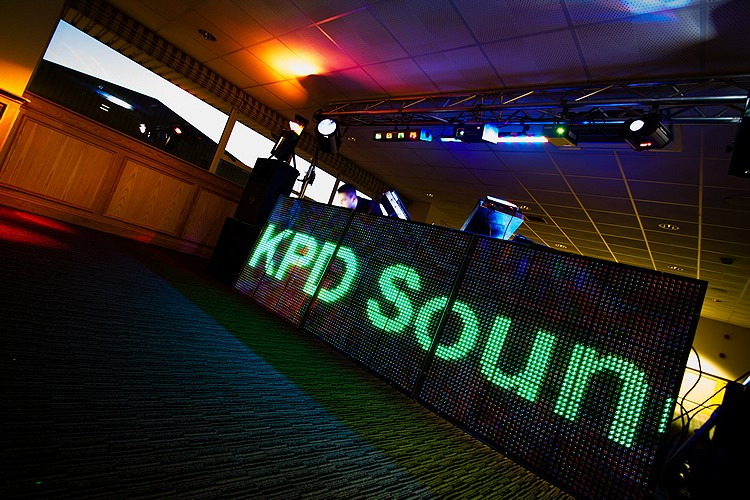 Corporate event discos KPD Sounds - Disco professionals Nottingham & Derby