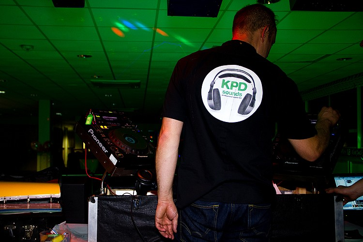 Meet the team - KPD Sounds - Disco professionals Nottinghamshire & Derbyshire