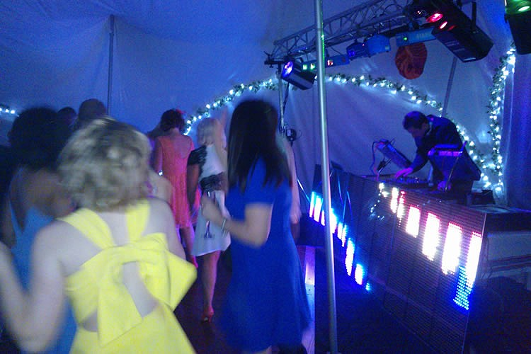 Professional Corporate DJ Hire in Nottingham - KPD Sounds Disco